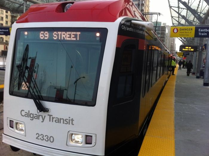 Calgary's $1.4-billion West LRT opens to greatfanfare